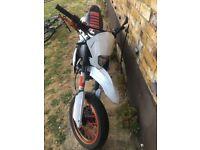 Leximoto pulse adrenaline 125 cc