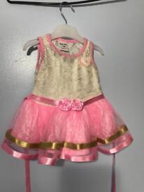 Baby girls dress 0-3 month