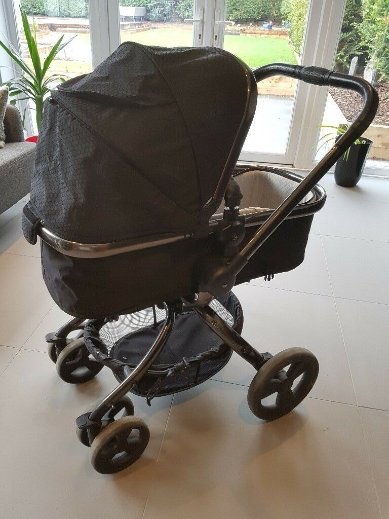Mothercare Orb All Terrain Pram And Pushchair In