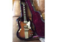 Gibson VOS SG Sunburst Maestro RARE