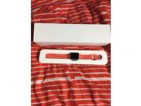 Apple Watch 38mm Aluminium Case Red