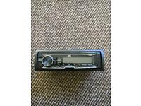 Used Car Stereo with USB and AUX sockets