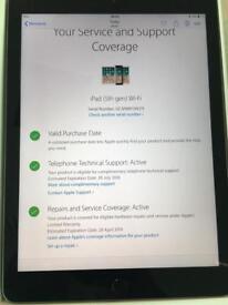 Apple ipad 32gb Space Gray 5th Gen with Apple Warranty