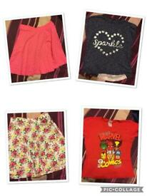Girls Clothes (9-11 yrs)