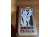 Eurythmics - Savage Video (VHS)