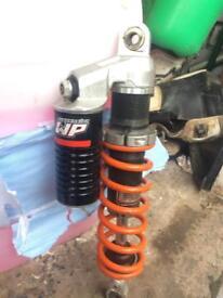 KTM 85, 2007 rear shocker