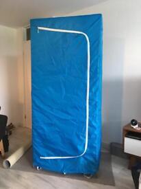 IKEA Breim wardrobe blue