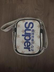 Superdry small shoulder bag