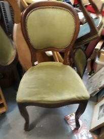 Dining Chairs - vintage