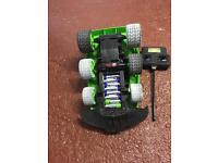 Go 6-Wheel Monster remote control car for parts