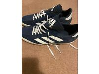 Adidas COPA SUPER SUEDE TRAINERS MENS Blue Size 12
