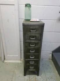CLASSIC STEEL FILING CABINET OLIVE GREEN