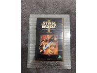 star wars The phantom menace DVD