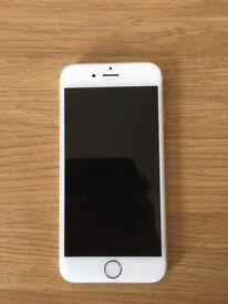 iPhone 6s good condition locked