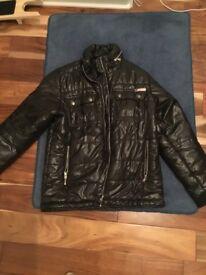 Ladies Calvin Klein Jeans puffa jacket size 14-16