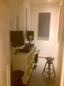 DJ Practice / Video Editing / Office / Podcast Suite / Storage Space for Rent