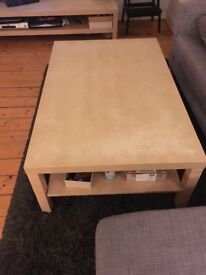 Lack coffee table, large - birch effect