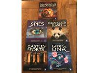 Kingfisher Knowledge books