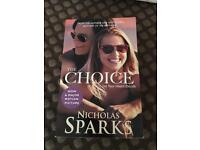 The Choice Nicholas Sparks book