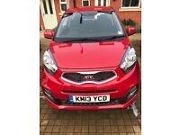Kia picanto city, First owner, Full service history