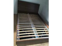 IKEA Oppdal double bed with mattress