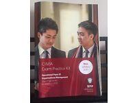 CIMA Organisational Management E1 Practice & Revision Kit
