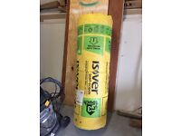 25mm Isover A.P.R. insulation roll Brand new still wrapped