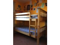 Single bunk beds