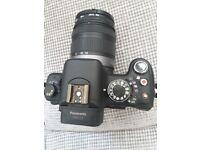 PANASONIC lumix dmc g2k DIGITAL camera with 14 -42 lumix g vario lens f3.5-5.6 .imaculate