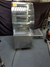 60CM PATISSERIE DISPLAY FRIDGE IDEAL FOR CAFE, SHOP, RESTAURANT AST211