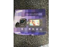 Samsung camcorder and digital photo frame