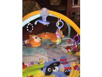 Fisher price play mat £20