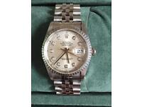 Rolex datejust 36mm 16220