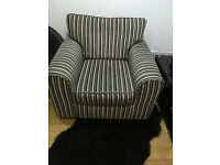 NEXT Striped Chair