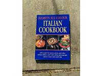 Italian cook books collection of 3