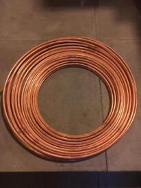 Copper pipe 6mm x 0.25 Lawton £5 per metre