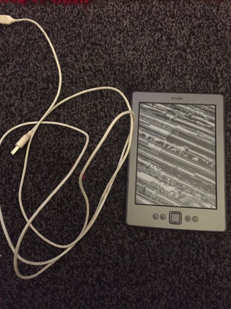 Kindlein Exmouth, DevonGumtree - This is the older style kindle without touchscreen but with 5 way navigation buttons. Works perfectly, had it for a few years but in good condition, only selling due to upgrade. Comes with charging cable but not wall plug (I never bought one just...