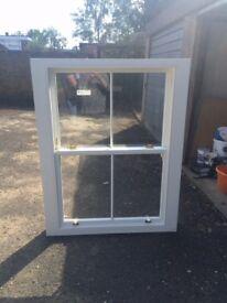 New box sash window
