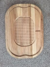 John Lewis Oak Chopping Board