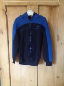 5-6 Slazenger hoodie