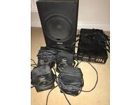 Videologic Sirocco Crossfire Surround Sound Speaker System