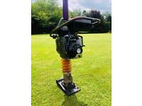 TRENCH RAMMER COMPACTOR BOMAG BT 60/4 HONDA GX100 ELEPHANTS FOOT £400+vat