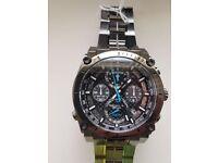 Bulova 98G229 Precisionist Chronograph Sapphire Wristwatch Genuine BRAND NEW