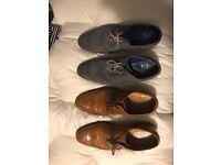 2 Barker shoes size 10
