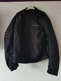 Frank Thomas Shadow Biker Jacket