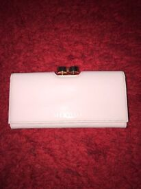 Pearl Bobble Leather Ted Baker Designer Purse
