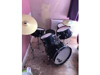 Kids full drum set