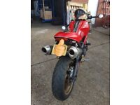 Ducati Monster 696 Red 2009 with extras