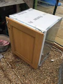 Integrated NEFF fridge excellent condition