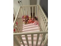 Mamas and Papas Space Saver Cot